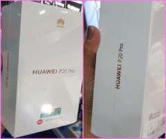 Huawei P20 Pro de 128 gb semi nuevo