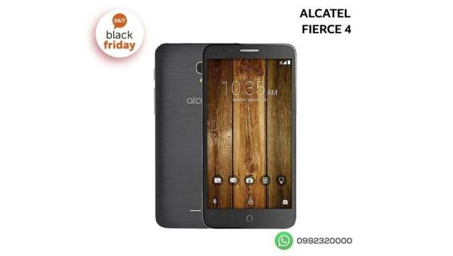 ALCATEL FIERCE 4 SMARTPHONE
