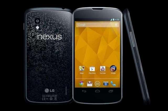 LG NEXUS 4 no sirve la pantalla 15