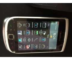 Blackberry 9800 Liberado Cargador Pared Y Auto 2 Fundas detalle