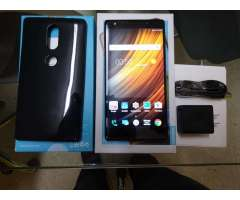 Phablet Celular Lenovo Phab2 Plus 16gb 3gb 6.9 Plateada