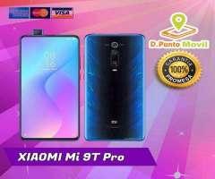 Xiaomi Mi 9T Pro 128ROM  / Equipos Libre de Fabrica / Nuevos / Sellados / T...
