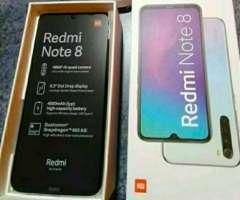 XIAOMI REDMI Note 8 64.GB