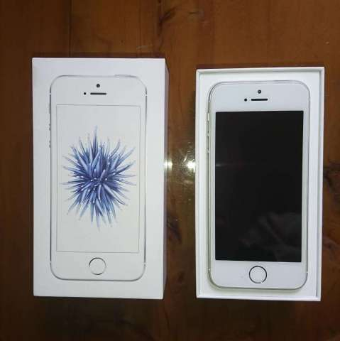 iPhone Se 32gb con Detalle