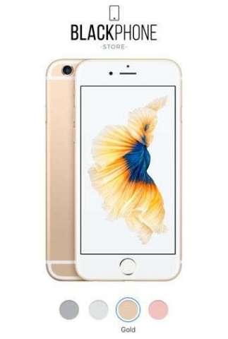 iPhone 6 / iPhone 6s (Garantia directa / Aceptamos tarjeta)