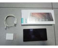 Celular Lenovo Phab 2, 32gb, Ram 3gb Dual Sim. Poco Uso