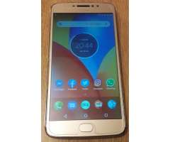 Moto E4 Plus Gold Libre Doble Sim Huella