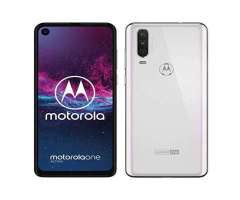 Motorola One Action 128Gb 4Ran Nuevo Fac