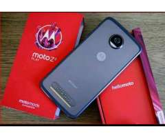 Vendo Moto Z2 Play 64gb
