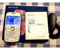 Nokia Asha 302- Movistar