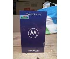 Motorola one - Arica