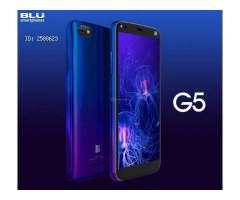 BLU G5, 2GB RAM y 32GB ALMACENAMIENTO!!
