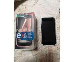 Celular Nokia 1. Días de uso, con accesorios. - Rancagua