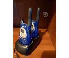 Motorola radio walkie talkie - Recoleta