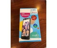 Celular Alcatel Pixi 4 Nuevo y Sellado - Ñuñoa