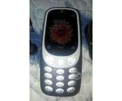 Nokia 3310 3g - Santa Cruz