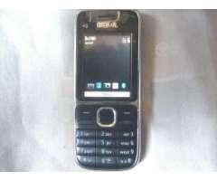 Nokia C2 01 - Viña del Mar