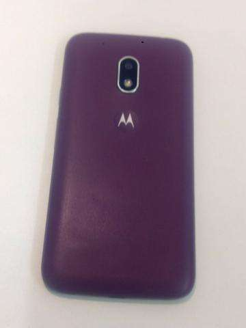 Celular Motorola Moto G4play 16gb Dual Tv Xt1603 Mostruário