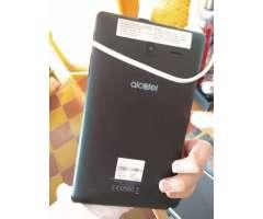 Vendo tablet Alcatel