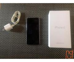 IPHONE 6 liberado, Space Gray , 16 GB