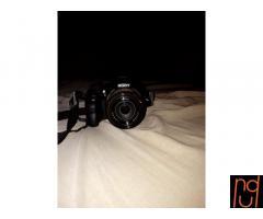 Cámara HX300 con zoom óptico de 50x