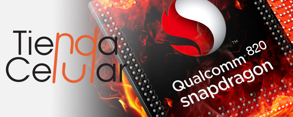 Snapdragon 820 de Qualcomm